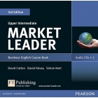 Market Leader 3rd edition Upper Intermediate Audio CD (2)