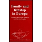 Family and kinship in Europe