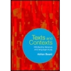 Texts and contexts (Introducing literature and language study)