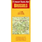 Brussels Travel map