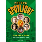 Oxford Spotlight 2. Student's book Pack Català