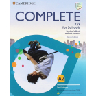 Complete Key for Schools Revised Exam from 2020 For Spanish Speakers - Student's Book + Workbook + Workbook Audio WITHOUT answers