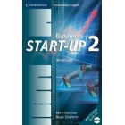 Business Start-up 2 Workbook (with CD-ROM/Audio CD)