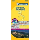 Umbria-Marche (local-amarillo) 359 1/200.000