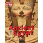 Ancient Egypt. Reader with cross-platform application