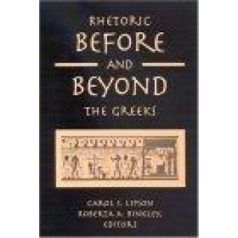 Rethoric before and beyond the greeks