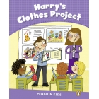 Harrys Clothes Project. Penguin Kids CLIL Level 5