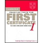 Cambridge Practice Tests for First Certificate 1. Student's Book