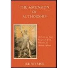 The ascension of authorship: attribution and canon formation in jewish, hellensitic and christian traditions
