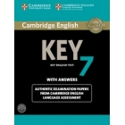 Key Self-Study Pack 7