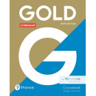 Gold C1 Advanced New Edition - Coursebook + MyEnglishLab Pack
