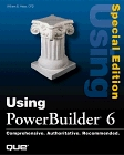 Using PowerBuilder 6.