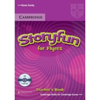 Flyers Teacher's Book with Audio CDs