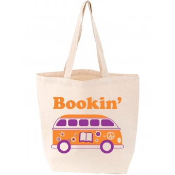 LoveLit Bookin (Tote Bag)