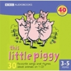 This Little Piggy. Audio CD