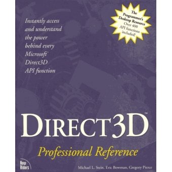 Direct 3D professional reference