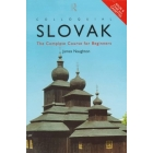 Colloquial Slovak. The complete course for beginners. (book and 2 cassettes)