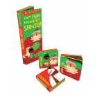 Hip! Hip! Hooray! Santa! (Booktacular)