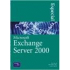 Edición especial Microsoft Exchange Server 2000.