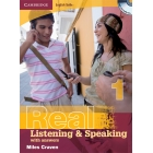 Real Listening & Speaking 1 (with answers + Audio CD)