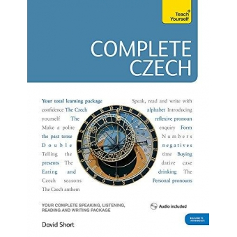 Teach Yourself Complete Czech (Checo) (Libro y Audio Cds)