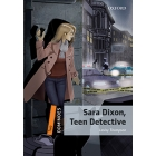 Dominoes 2 - Sara Dixon, Teen Detective.  MP3 Pack