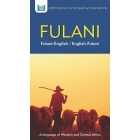 Fulani-English/ English-Fulani Dictionary & Phrasebook