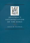 Josephus's interpretation on the Bible