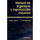 Manual de Ingeniería y organización industrial.