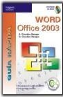 Word office 2003