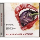 Relatos de amor y desamor (CD)