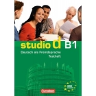 Studio d B1 Testheft mit Audio-CD