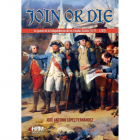 Join or Die. La guerra de independencia de los Estados Unidos, 1775-1783