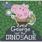 Peppa Pig. George And The Dinosaur