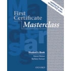 First Certificate Masterclass Workbook with key Pack ed. 2008