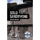 Solo Saxophone Level 6 Advanced with Audio CDs (3)
