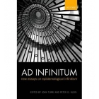 Ad infinitum: nnew essays on epistemological infinitism