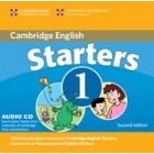 Starters 1 (Camb. Young Learners ENglish Tests) Audio CD