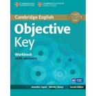 Objective Key Second Edition Workbook with answers