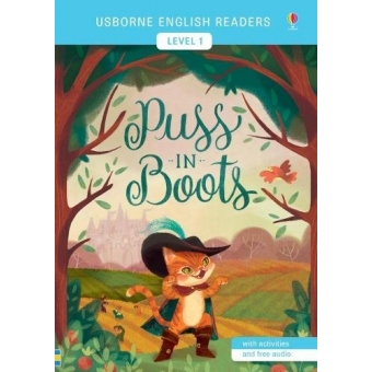 Puss in boots (Usborne English Readers Level 1 A1)