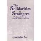 The solidarities of strangers.The English poor laws and the people, 17