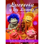 Lucrecia y los Lunis. Besitos de chocolate