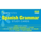 Spanish Grammar-Sparknotes Study Cards