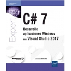 C# 7. Desarrolle aplicaciones. Windows con Visual Studio 2017