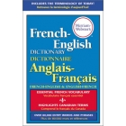 Merriam-Webster's French-English dictionary [Anglais-Français]