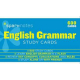 English Grammar-Sparknotes Study Cards