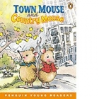 Town mouse and country mouse.