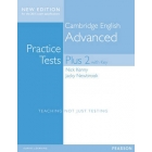 Cambridge advanced practice tests plus 2. Student's book with key