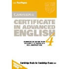 Cambridge certificate in advanced English 4. (2 Cassettes)