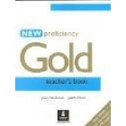 New proficiency Gold. Teacher's book new ed.